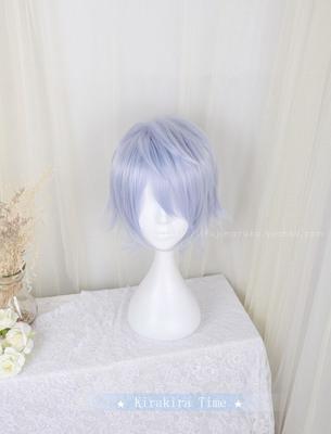 taobao agent ★kira time★ cosplay wig King of glory Zhuge Liang cos wig