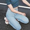 Женские джинсы с завышенной талией
