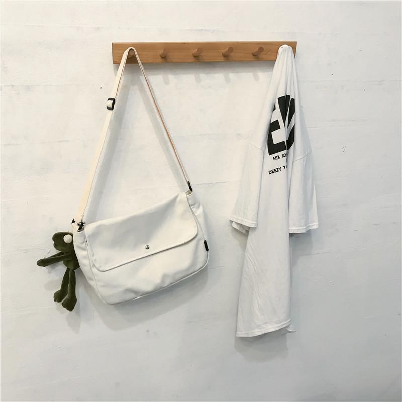 Белый L【С подвеской】