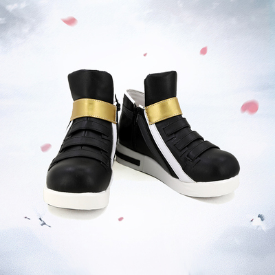 taobao agent 4137 KDA women's team COS shoes Akali COS shoes COSPLAY shoes