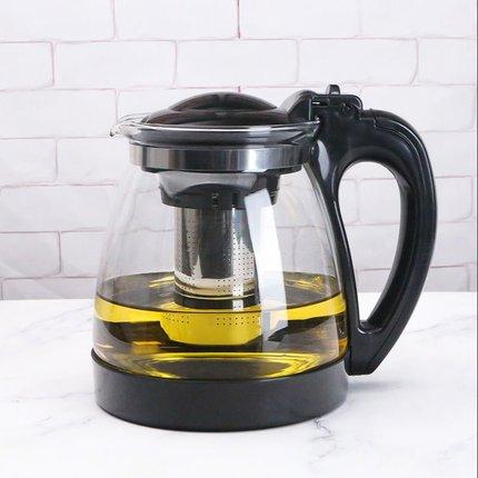 飘逸杯可拆洗玻璃泡茶壶玲珑杯