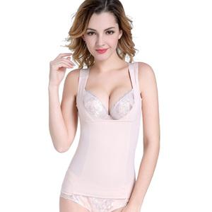 Cổ đại và hiện đại đồ lót quầy đích thực không có xương cá phần mỏng corset 2A220 ngực bụng eo lại giảm béo corset