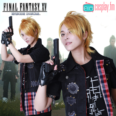 taobao agent cosplay.fm☆Final Fantasy 15 Prompt Ajtam cosplay