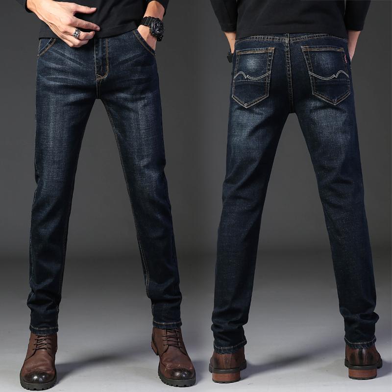 男士休闲运动长裤百搭牛仔裤工装裤