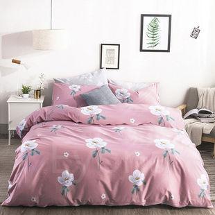 被套单件双人被罩床上家纺三件套