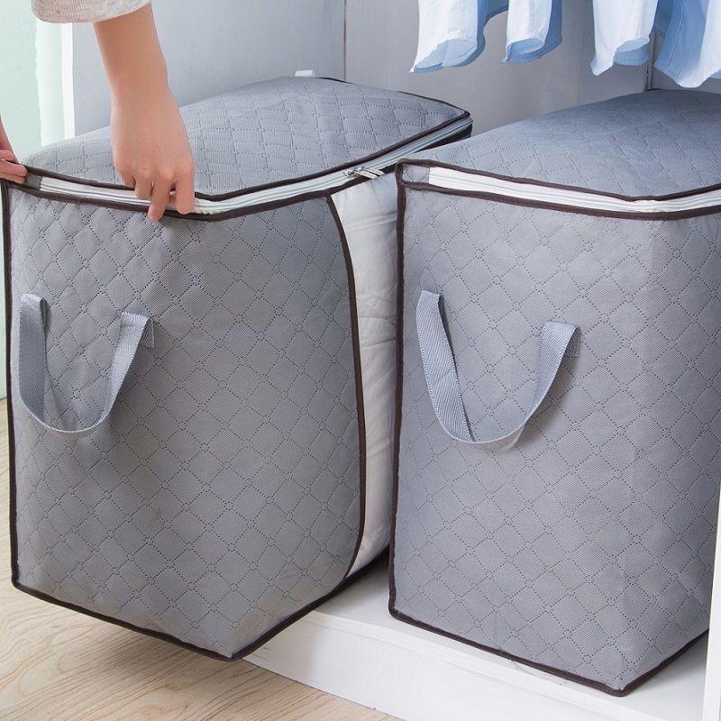 衣服收纳袋棉被整理袋打包神器装被子袋子衣物搬家行李超大号防尘