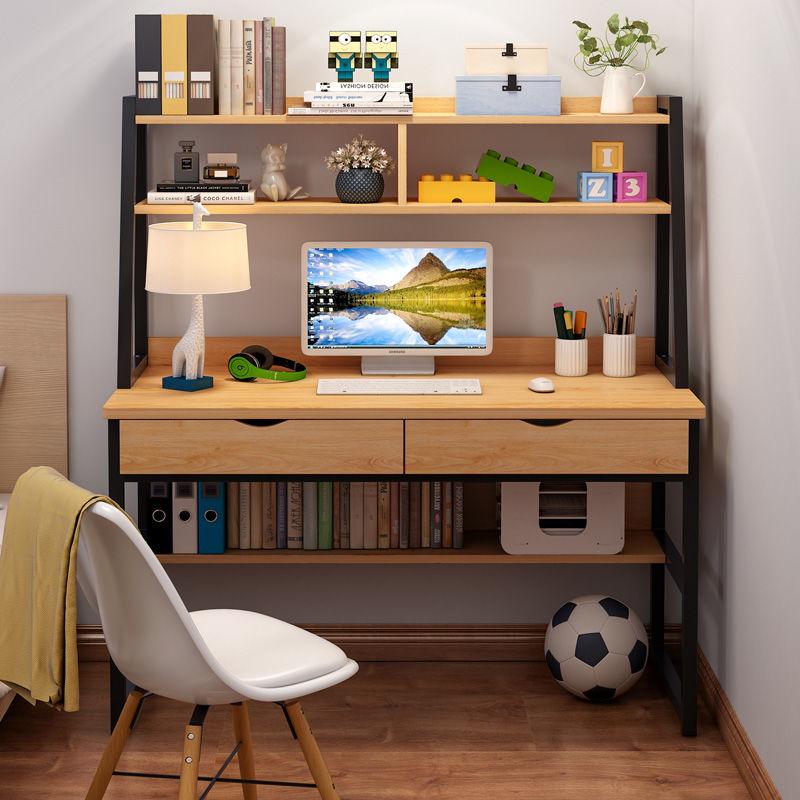 电脑台式桌简约现代家用卧室学生写字桌简易