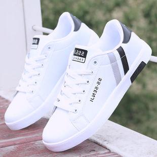 小白鞋女百搭透气老爹运动夏季鞋子板鞋