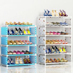家用简易经济型鞋架防尘经济型收纳鞋柜