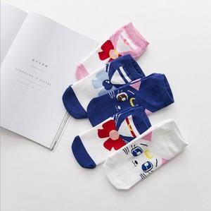MUMU sản phẩm tốt Nhật Bản Sailor Moon Vớ Phim Hoạt Hình Luna Cát Vớ Vớ Mềm Chị Anime Ngoại Vi