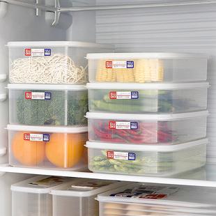 进口微波炉加热盒厨房冰箱密封保鲜盒收纳盒