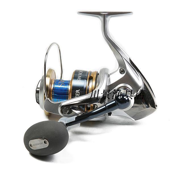 cce8ba76ef9 SHIMANO Shimano BIOMASTER SW 5000XG 6000PG Iron Wheel Wheel Fishing 8000