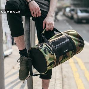 COMBACK ngụy trang loạt thể thao xô túi du lịch đa chức năng quần áo lưu trữ ba lô tập thể dục nam giới và phụ nữ trống túi thủy triều