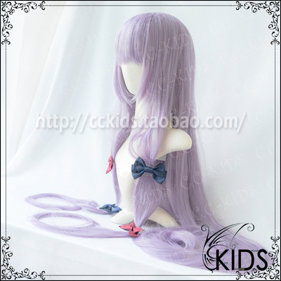 taobao agent CCKIDS [Oriental Project] Pa Qiuli / FGO BB Swimsuit Lengthen COSPLAY Wig