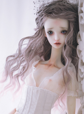 taobao agent [Ghost Qi Human Type] Genuine 2017 Global Limited 50 BJD Doll-Mermaid Princess Full Set [Sold Out]
