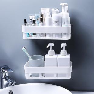 【超值2个装】卫生间吸盘置物架壁