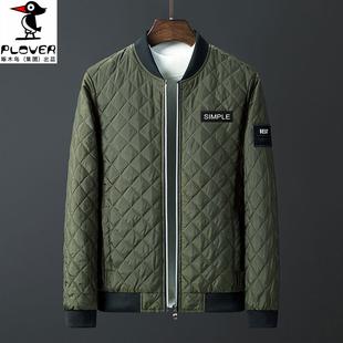 啄木鸟棉衣男士秋冬季外套