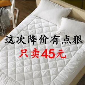 Ai Si 缦 đệm nệm 1.8m giường 1,5 m giường nệm pad có thể gập lại đôi đệm tatami mat