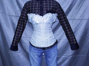Ba chiều băng retro mặc một corset eo hình ăn mặc xương cá hình thành cơ thể sau sinh bụng eo cơ thể