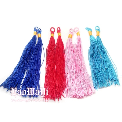 taobao agent Small tassel tassel diy costume costume accessories about 10cm in length