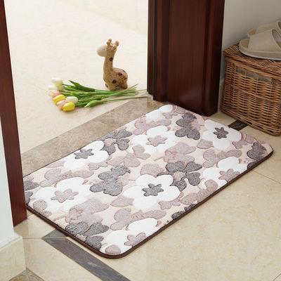 卧室地垫入户门垫厨房门厅进门吸水地毯卫生间浴室防滑脚垫子
