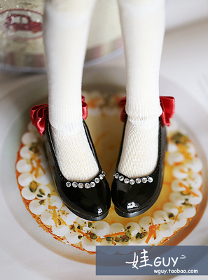 taobao agent {Baby GUY} BJD baby shoes SD women's shoes DD/MDD60cm Ye Luoli maid shoes lolita flat shoes 3 points 4 points