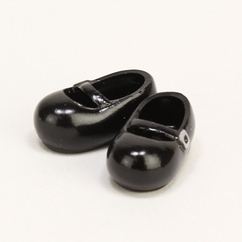 taobao agent [OB]11cm round toe shoes with magnet at the bottom, multi-color optional [11SH-F002] Obitsu