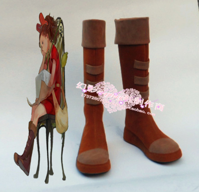 taobao agent No. 248 The borrower Arrietty Arrietty cosplay shoes