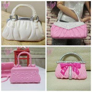 Chính hãng Barbie phụ kiện búp bê phụ kiện collector của phiên bản chính hãng bag satchel cho 30 cm búp bê cao
