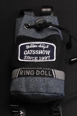 taobao agent BJD doll SD doll ringdoll ring humanoid official RD accessories denim bucket bag Rot88