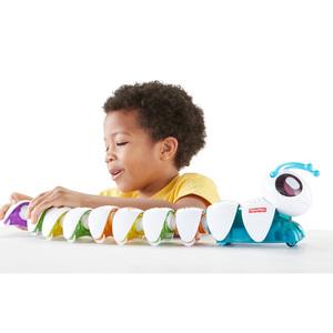 Fisher-Giá Fisher mã lập trình sâu bướm đồ chơi giáo dục cho trẻ em thông minh đồ chơi cậu bé cô gái