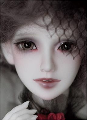 taobao agent 【Ghost】 Big girl You Tan (1/3BJD doll SD16 female size)