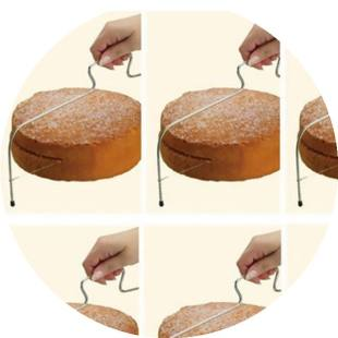 Baking Tools Cake Bread Slicer Cutter Strings Knife Soap DI