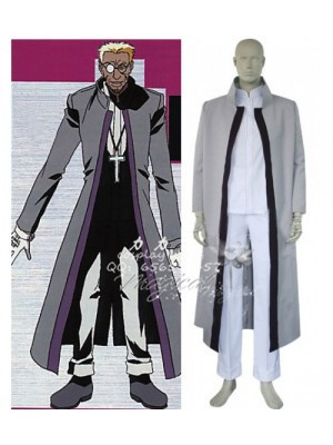 taobao agent Royal Anglican Knights Alexander-Anderson cos costume