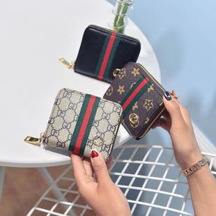 时尚女士钱包小卡包手拿包