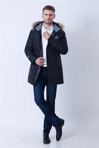 2016冬季新款男士羽绒服中长款青年白鸭绒保暖外套男连帽羽绒潮