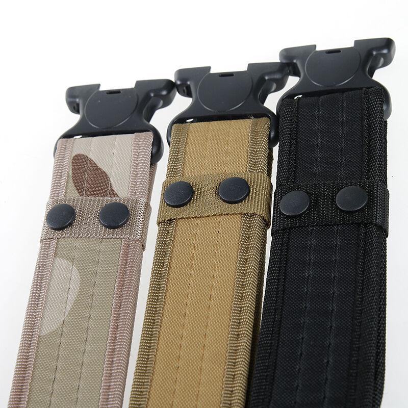 Ếch phù hợp với phù hợp với vành đai bên ngoài chính hãng lực lượng đặc biệt đào tạo vành đai vải quân đội fan nguồn cung cấp lĩnh vực thiết bị phụ kiện