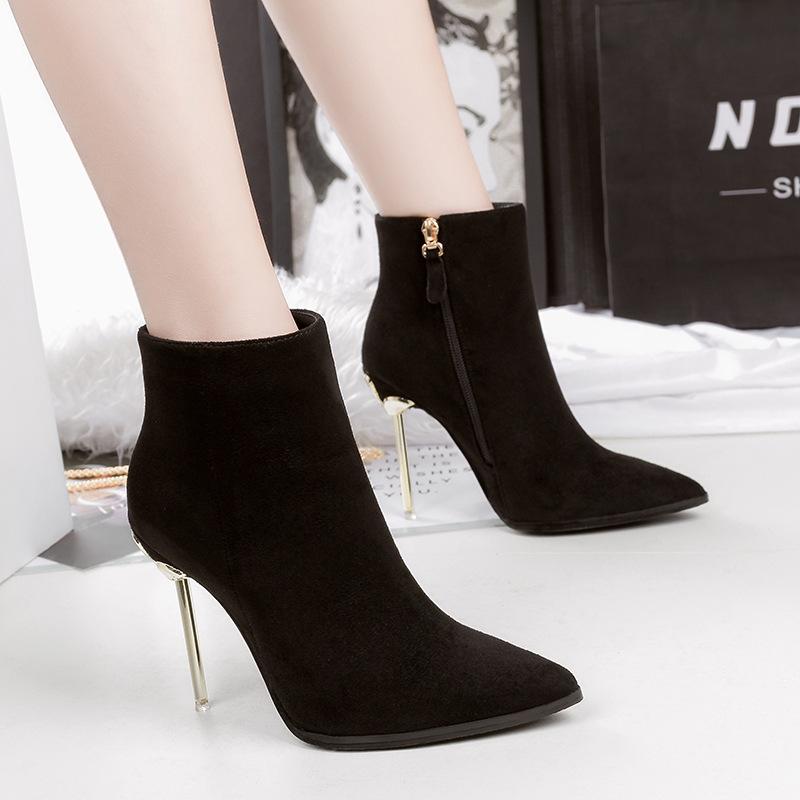 2017冬季新款短靴032-2