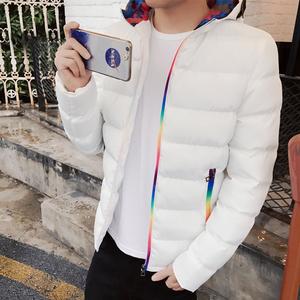 2017新款冬季加厚青年羽绒棉服韩版男士棉衣外套潮学生棉袄1600
