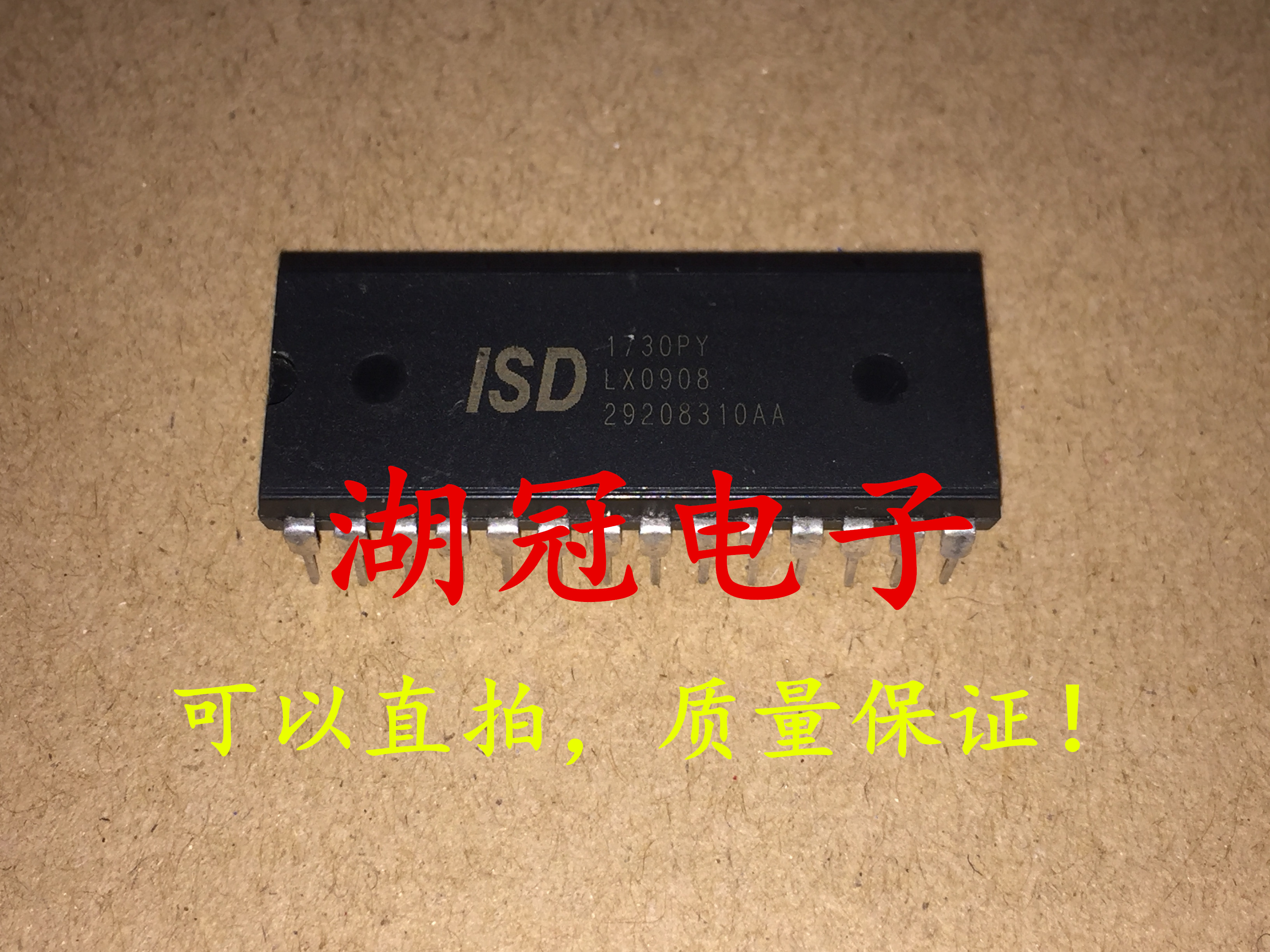 2pcs ISD1730 ISD1730PY DIP-28 Voice Chip Original Package NEW