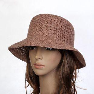 Лето мода рыбак шляпа песчаный пляж ведро путешествие крышка затенение солнцезащитный крем большие навесы шлем женщины ученый затенение шляпа воздухопроницаемый
