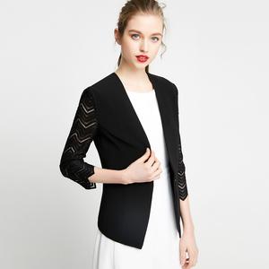 Vero Moda mới thiết kế tối giản ren tay áo mỏng phù hợp | 317208532