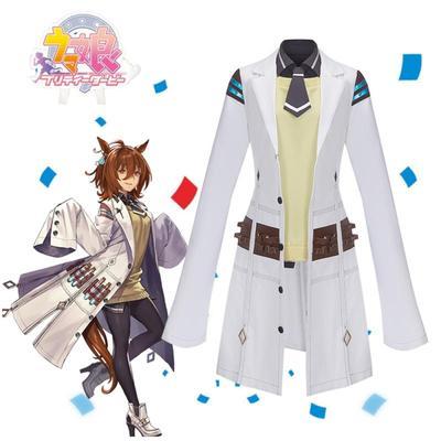 taobao agent Nutcracker cos horse racing game decisive suit Alisa Koko anime cosplay costume F0193