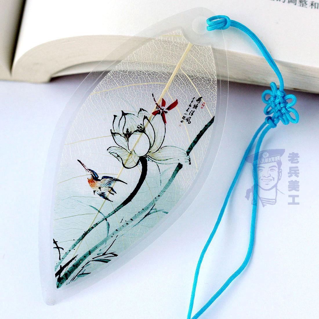 文艺中国风复古书签