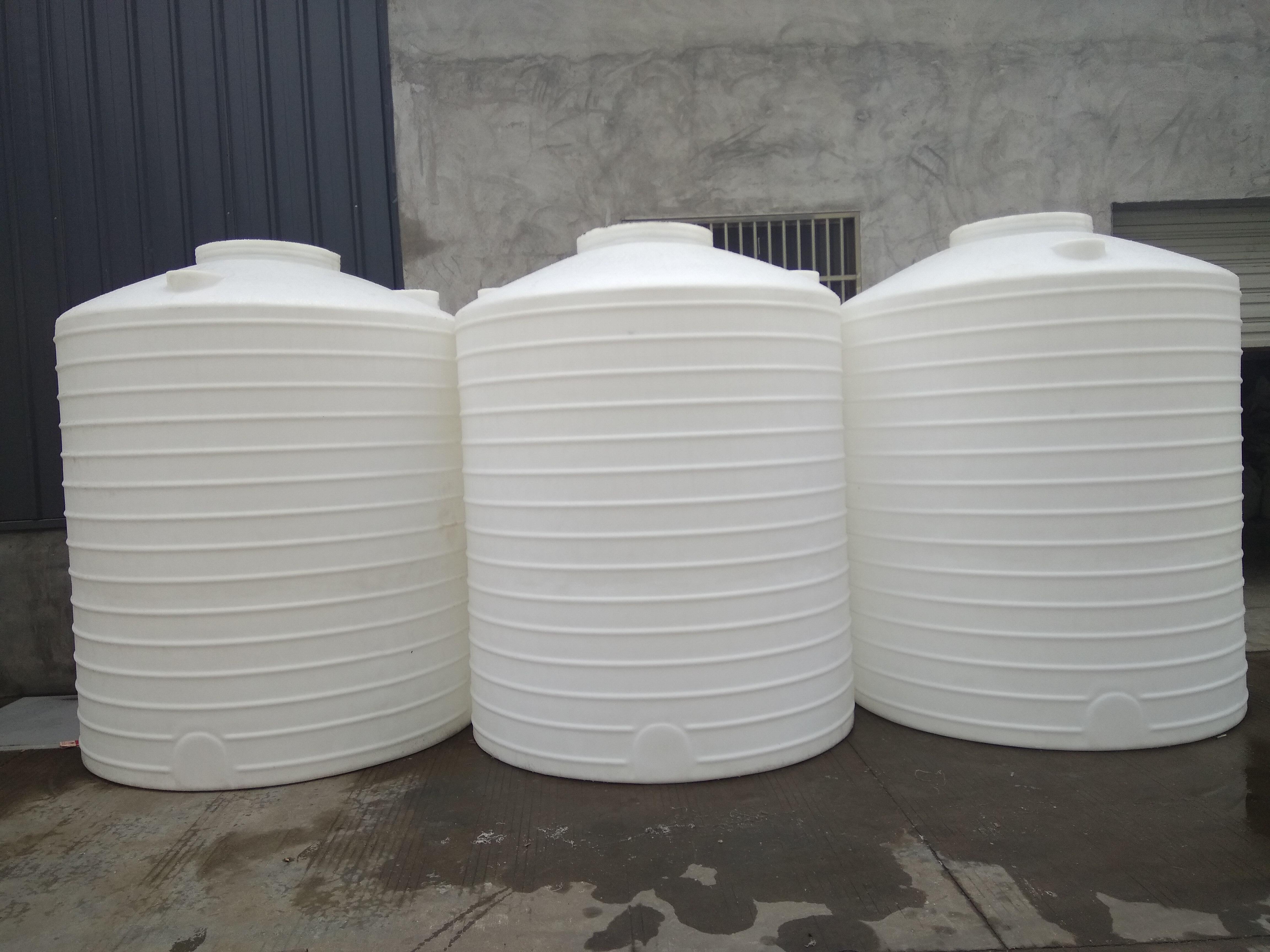 Dọc 10 khối hỗn hợp natri hydroxit lưu trữ chất lỏng bể chứa 10 tấn LLDPE hộp nhựa mới - Thiết bị nước / Bình chứa nước