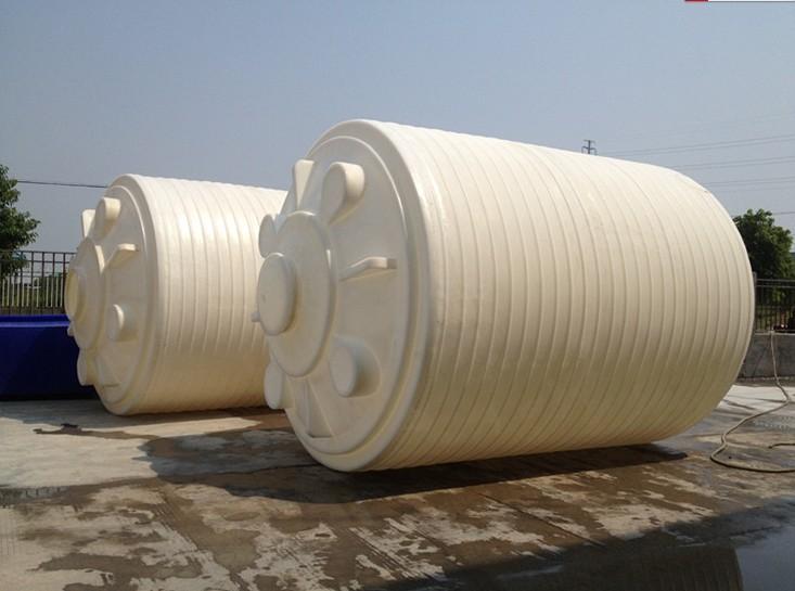 Bình chứa nước bằng nhựa thẳng đứng Bể chứa dầu diesel 10 ô vuông nhập khẩu Vật liệu PE nhập khẩu 10 tấn Bể chứa phụ gia chống ăn mòn - Thiết bị nước / Bình chứa nước