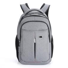 泰克思商务双肩包男士旅行包电脑背包  3402