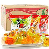喜之郎果冻果味果汁果冻布丁30/3袋吸吸