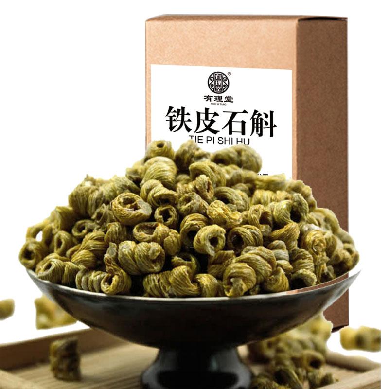 铁皮石斛枫斗 浙江乐清石斛 30克/盒