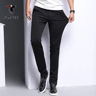 【啄木鸟】男士休闲运动裤男装休闲裤